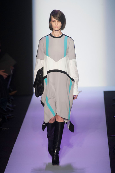 BCBG Max Azria at New York Fall 2014