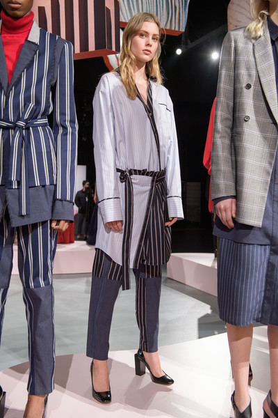 BCBG Max Azria at New York Fall 2018