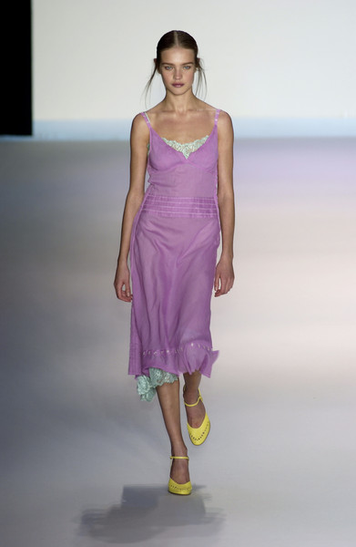 BCBG Max Azria at New York Spring 2003