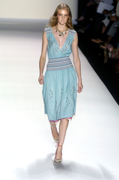 BCBG Max Azria at New York Spring 2005