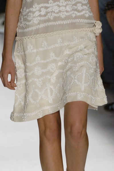 BCBG Max Azria at New York Spring 2007 (Details)