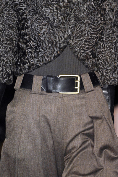 Badgley Mischka at New York Fall 2007 (Details)