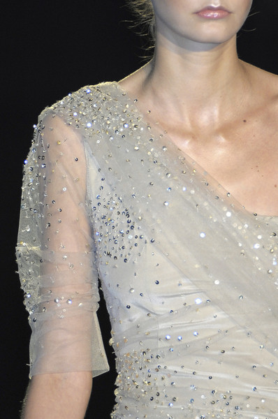Badgley Mischka at New York Fall 2010 (Details)