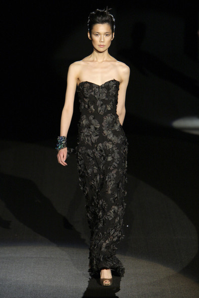 Badgley Mischka at New York Fall 2010
