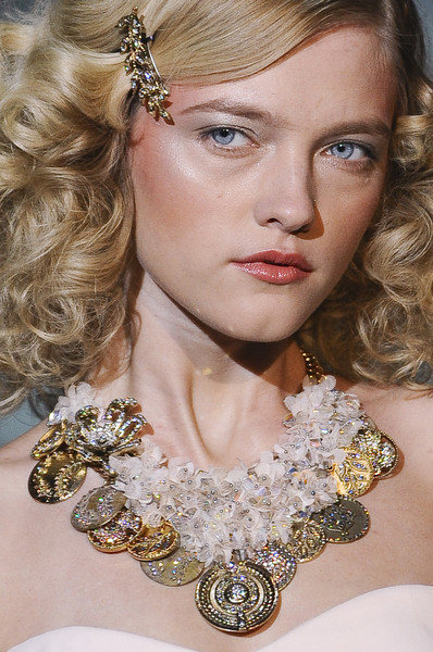 Badgley Mischka at New York Spring 2011 (Details)