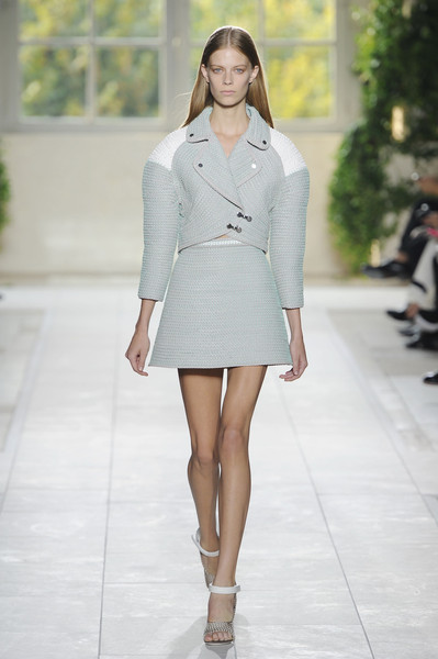 Balenciaga at Paris Spring 2014
