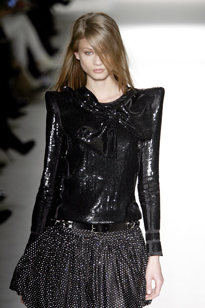 Balmain at Paris Fall 2009