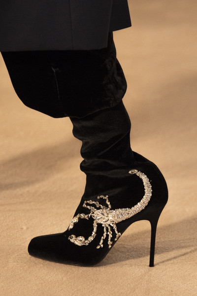Balmain at Paris Fall 2020 (Details) [footwear,shoe,black,high heels,leg,fashion,human leg,ankle,leather,style,shoe,shoe,fashion,boot,fashion week,boots,clothing,leg,balmain,paris fashion week,high-heeled shoe,boot,shoe,thigh-high boots,fashion,clothing,paris fashion week,sandal,fashion week,ready-to-wear]