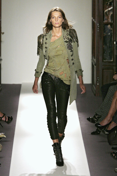 Balmain at Paris Spring 2010
