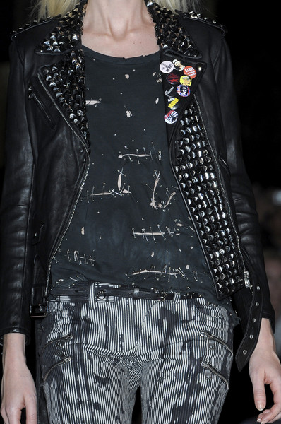 Balmain at Paris Spring 2011 (Details)