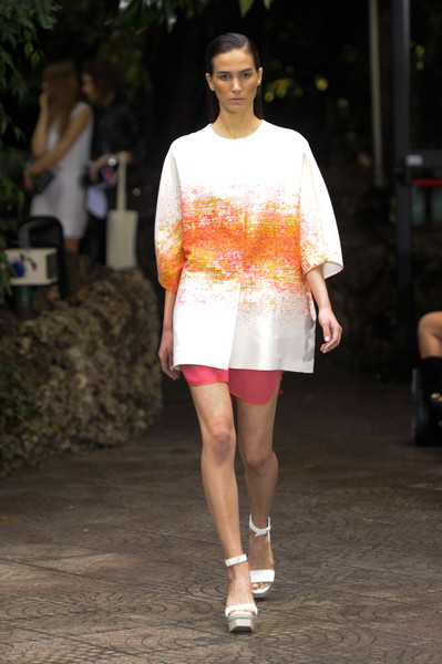 Beequeen by Chicca Lualdi at Milan Spring 2013