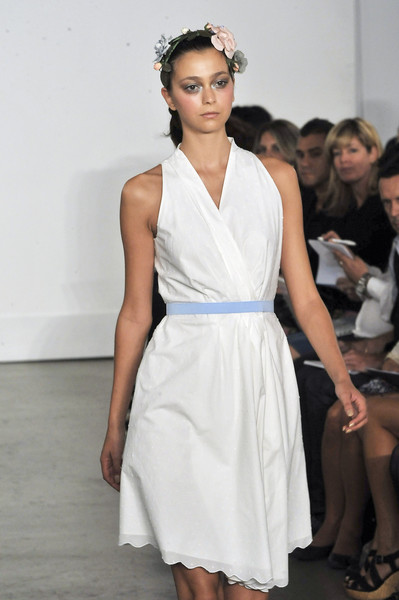 Behnaz Sarafpour at New York Spring 2009