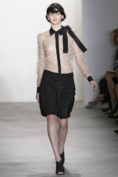Behnaz Sarafpour at New York Spring 2010