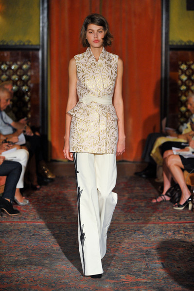 Behnaz Sarafpour at New York Spring 2013