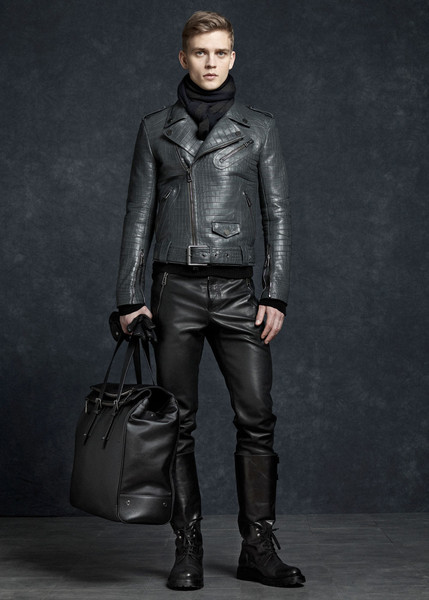 Belstaff at London Fall 2012