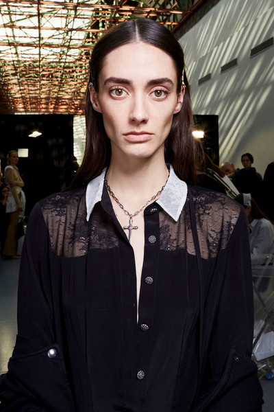 Ben Taverniti Unravel Project at Paris Fall 2019 (Backstage)