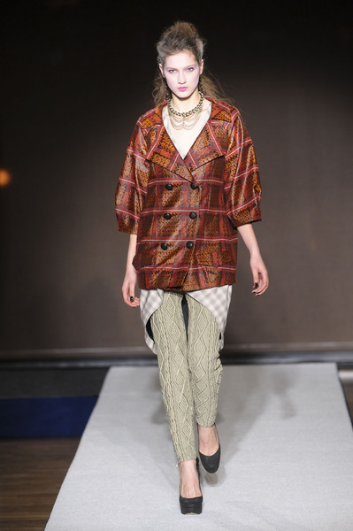 Bensoni at New York Fall 2011
