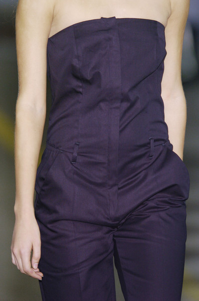 Beranquinho at Paris Spring 2006 (Details)