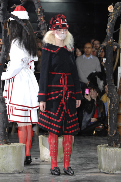 Bernhard Willhelm at Paris Fall 2008