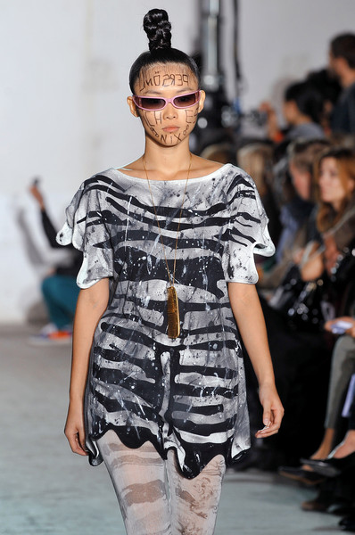 Bernhard Willhelm at Paris Spring 2009