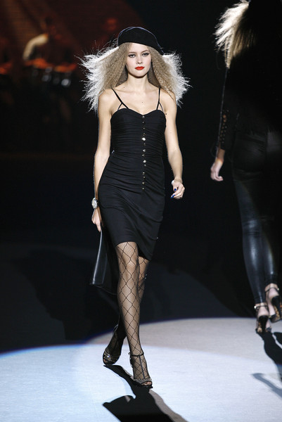 Betsey Johnson at New York Fall 2008
