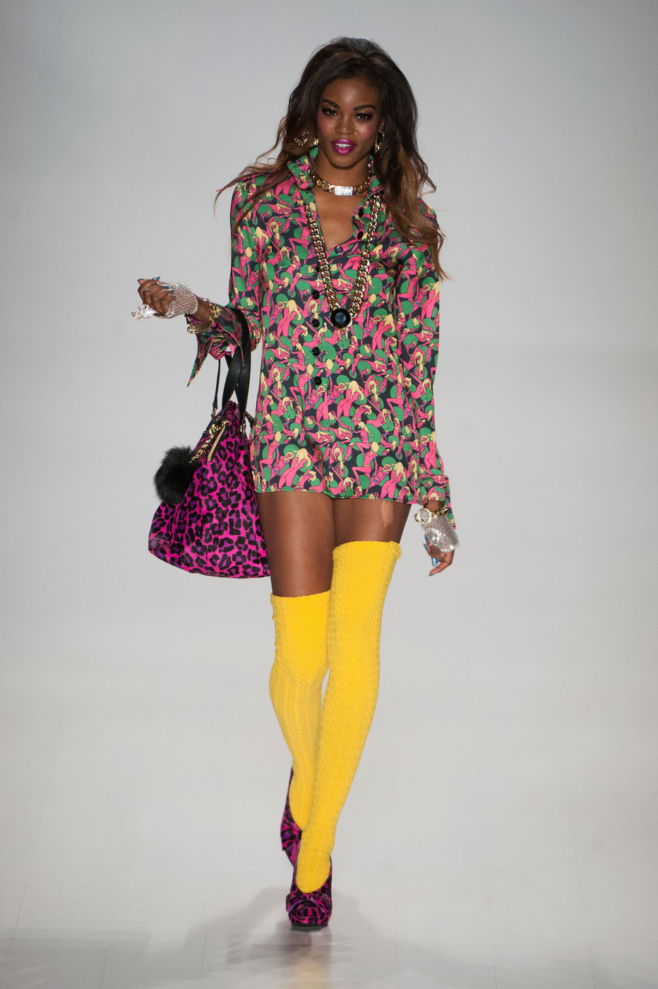 Betsey Johnson Fall 2014 Runway Pictures Livingly