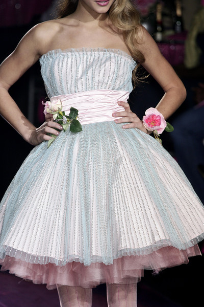 Betsey Johnson at New York Spring 2008 (Details)