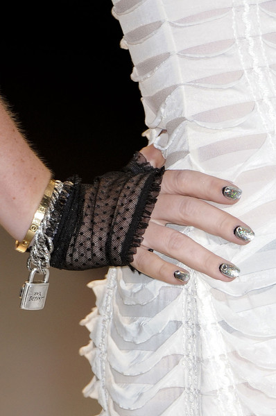 Betsey Johnson at New York Spring 2012 (Details)
