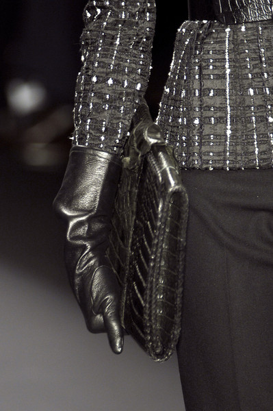 Bill Blass at New York Fall 2006 (Details)