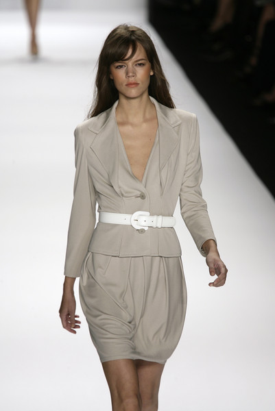 Bill Blass at New York Spring 2007