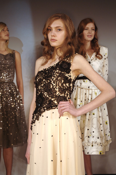 Bill Blass at New York Spring 2008