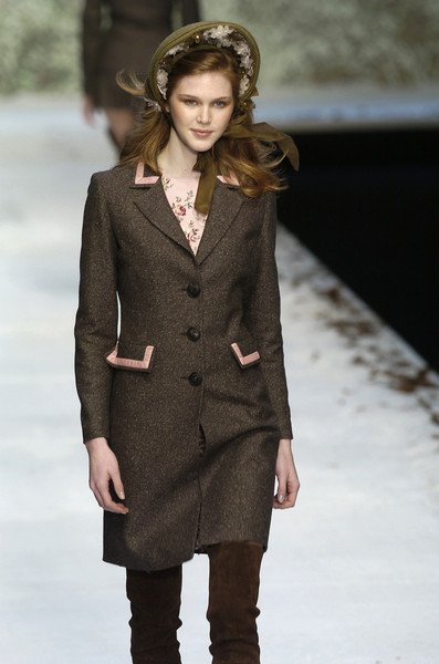 Blugirl at Milan Fall 2004