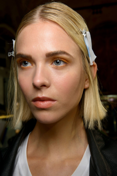 Blugirl at Milan Spring 2017 (Backstage)