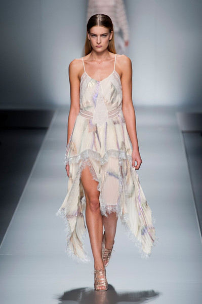 Blumarine at Milan Spring 2013