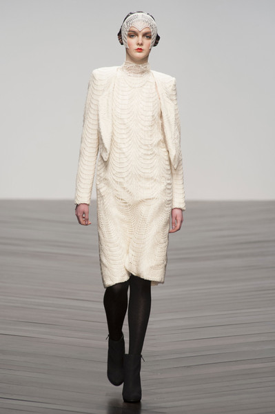 Bora Aksu at London Fall 2013