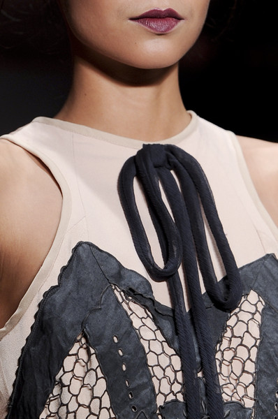 Bora Aksu at London Spring 2011 (Details)