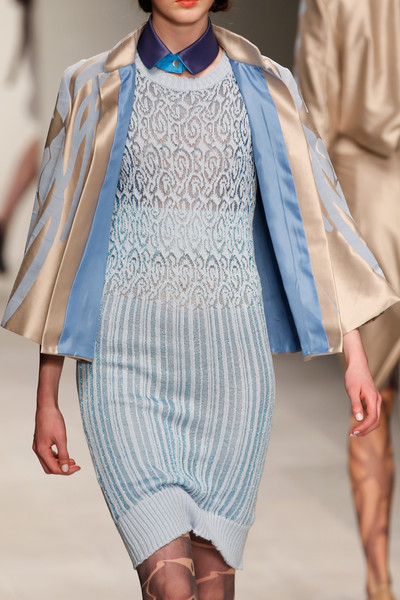 Bora Aksu at London Spring 2013 (Details)