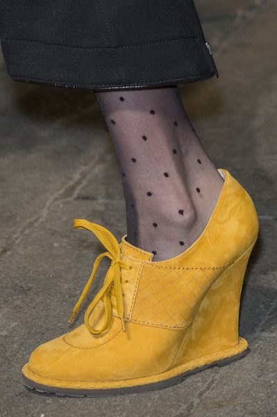 Bottega Veneta at Milan Fall 2017 (Details) [footwear,yellow,shoe,fashion,human leg,high heels,leg,leather,boot,ankle,footwear,shoe,boot,fashion,clothing,fur,human leg,leg,bottega veneta,milan fashion week,boot,fashion,shoe,footwear,autumn,milan fashion week,clothing,winter,fur]