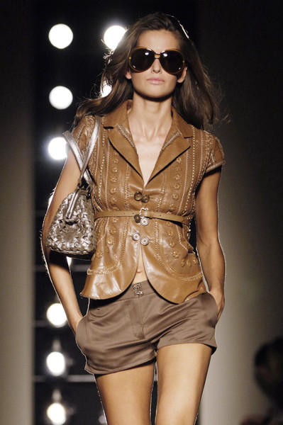 Bottega Veneta at Milan Spring 2006