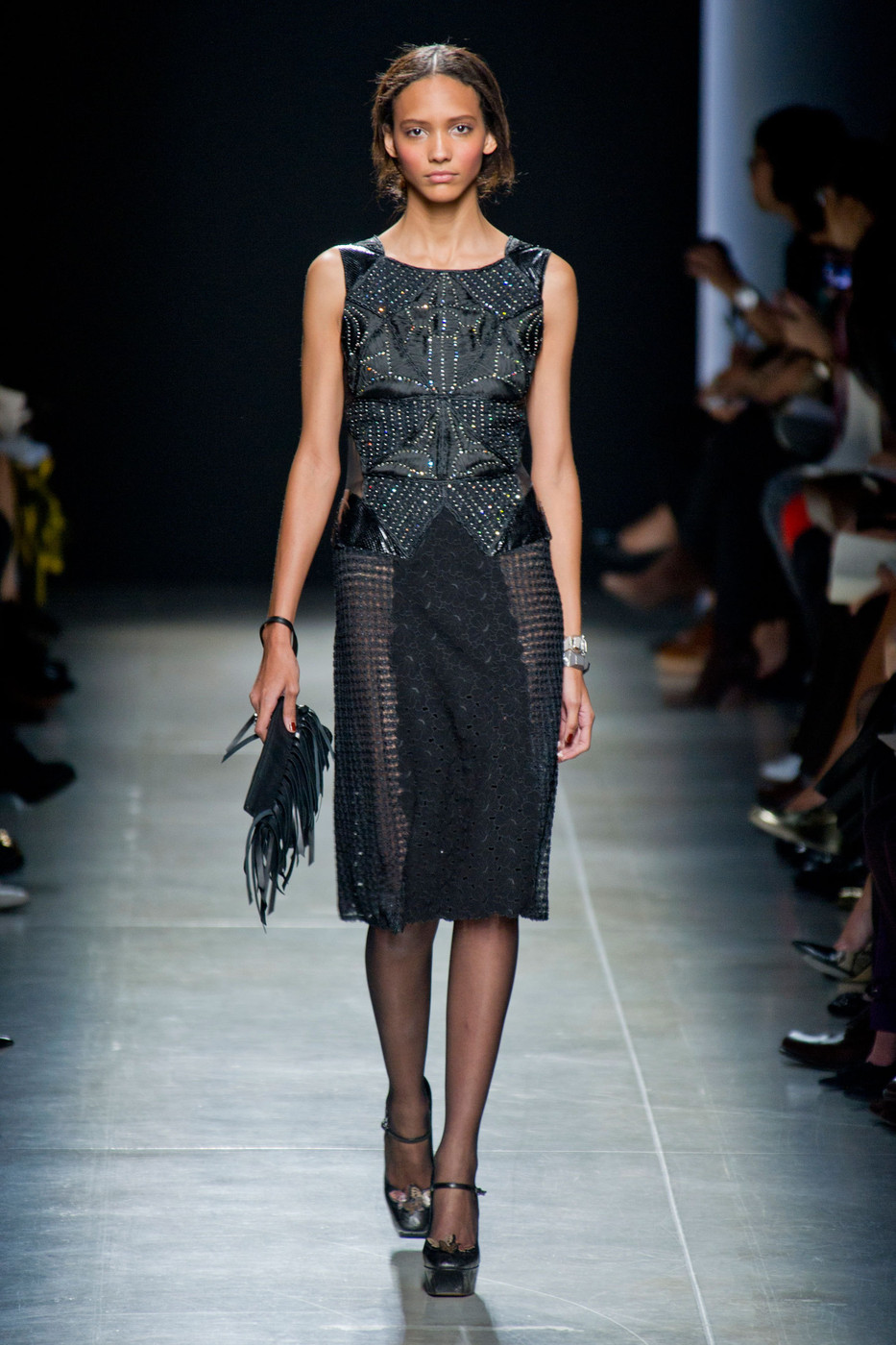 Borse Bottega Veneta 2013 : Bottega veneta at milan fashion week spring livingly