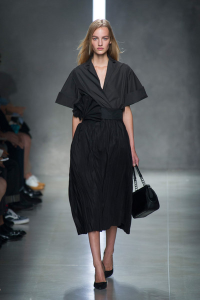 Bottega Veneta at Milan Spring 2014