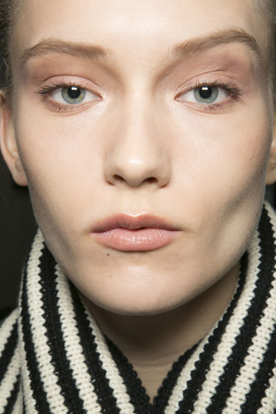 Bouchra Jarrar at Couture Spring 2013 (Backstage) [couture spring 2013,face,eyebrow,hair,cheek,lip,forehead,skin,nose,chin,beauty,bouchra jarrar,face,beauty,forehead,eye shadow,eye liner,makeup,lips,lip,face,beauty,facial makeup,facial,eye shadow,eye liner,lips,forehead]