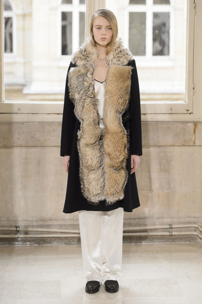 Bouchra Jarrar at Couture Spring 2016 [clothing,fur,fur clothing,fashion,outerwear,coat,overcoat,street fashion,fashion model,textile,bouchra jarrar,clothing,fashion,spring,haute couture,fur,seam,street fashion,couture spring 2016,fashion show,bouchra jarrar,haute couture,fashion show,fashion,lanvin,clothing,spring,seam,runway]