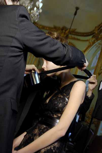 Boudicca at Couture Spring 2007 (Backstage)