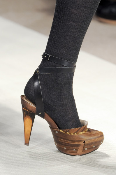 Brian Reyes at New York Fall 2010 (Details)