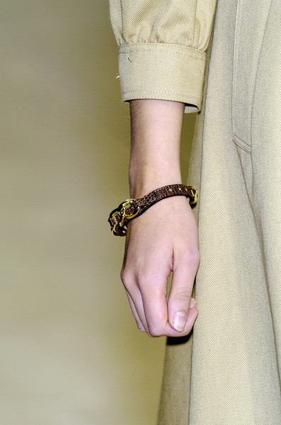 Buberry at Milan Spring 2006 (Details)