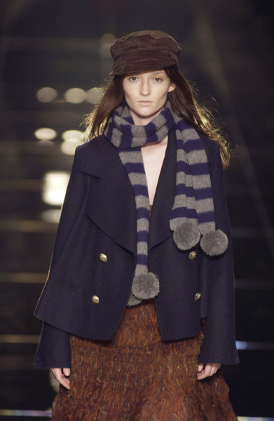 Burberry Prorsum at Milan Fall 2005