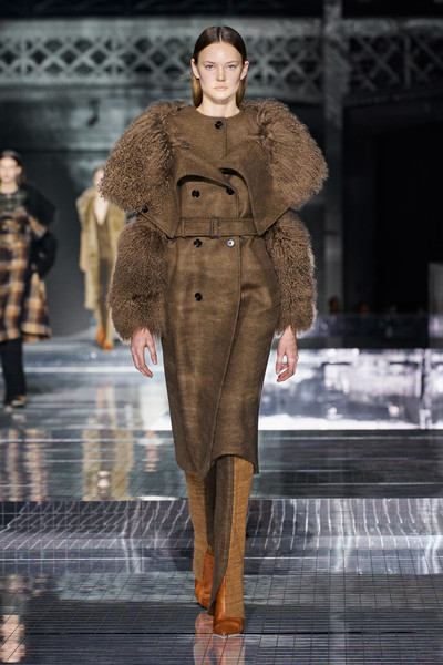 Burberry Prorsum at London Fall 2020