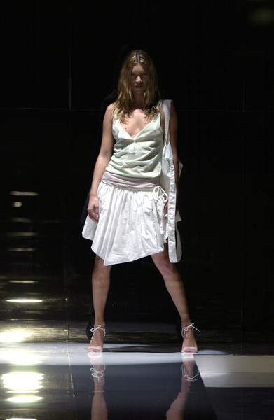 Burberry Prorsum at Milan Spring 2004