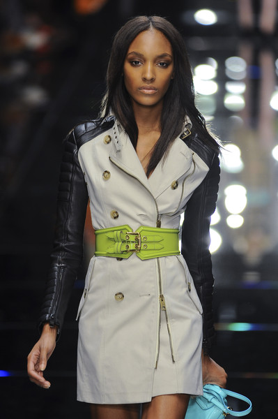 Burberry Prorsum at London Spring 2011